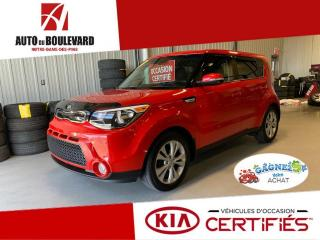 Used 2016 Kia Soul EX AUTO 24000KM TOUT EQUIPE DEMARREUR for sale in Notre-Dame-des-Pins, QC