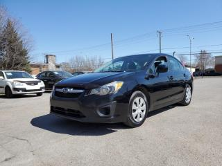Used 2012 Subaru Impreza 2.0i *CRUISE*A/C* 56$/SEM for sale in St-Jérôme, QC