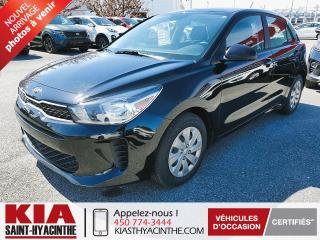 Used 2019 Kia Rio ** EN ATTENTE D'APPROBATION ** for sale in St-Hyacinthe, QC