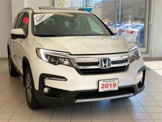 Used 2019 Honda Pilot EXL NAVI 6AT for sale in Burnaby, BC