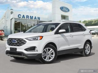 Used 2020 Ford Edge SEL for sale in Carman, MB