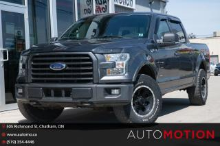 Used 2016 Ford F-150 for sale in Chatham, ON