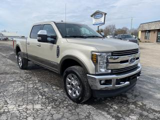 Used 2018 Ford F-250 Super Duty SRW Lariat,Diesel for sale in Ridgetown, ON