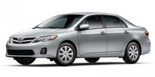 Used 2011 Toyota Corolla LE for sale in Gander, NL