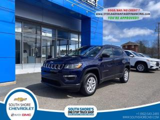 Used 2018 Jeep Compass Sport for sale in Bridgewater, NS