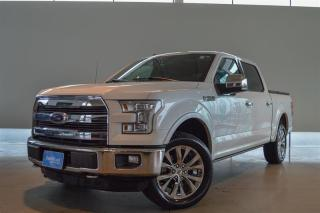 Used 2016 Ford F-150 4x4 - Supercab Lariat - 145