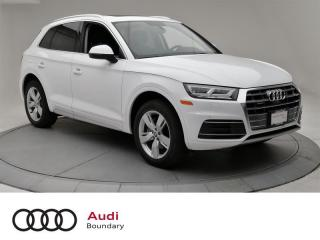 Used 2019 Audi Q5 2.0T Technik quattro 7sp S Tronic for sale in Burnaby, BC