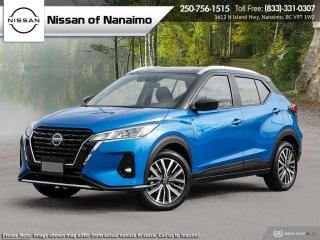 New 2021 Nissan Kicks SV for sale in Nanaimo, BC