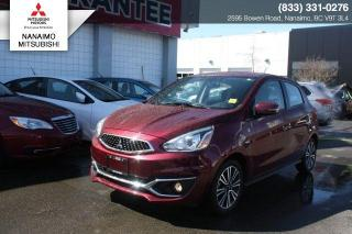 Used 2018 Mitsubishi Mirage GT for sale in Nanaimo, BC