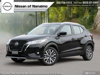 New 2021 Nissan Kicks SV for sale in Nanaimo, BC