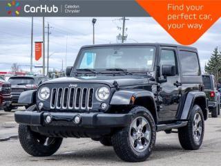 Used 2017 Jeep Wrangler Sahara 4x4 Hard Top Navigation Bluetooth Remote Start Heated Front Seats 18