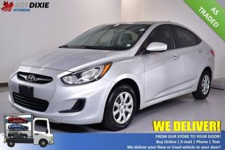 Used 2012 Hyundai Accent L for sale in Mississauga, ON