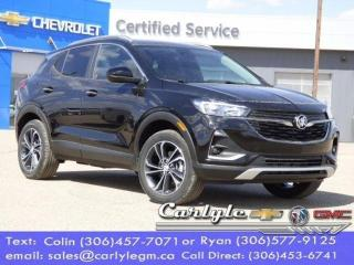 New 2021 Buick Encore GX Select for sale in Carlyle, SK