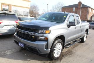 Used 2019 Chevrolet Silverado 1500 Custom for sale in Brampton, ON