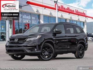 New 2021 Honda Pilot Black Edition for sale in Sudbury, ON