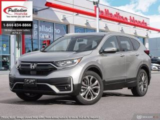New 2021 Honda CR-V Sport for sale in Sudbury, ON