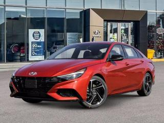 New 2021 Hyundai Elantra N LINE for sale in Halifax, NS