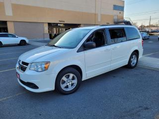 Used 2012 Dodge Grand Caravan Stow&Go, 7 Passengers, Auto, 3/Y Warranty Availavl for sale in Toronto, ON