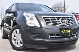 Used 2014 Cadillac SRX Luxury - NAVIGATION - SUNROOF - ADAPTIVE CRUISE for sale in Oakville, ON
