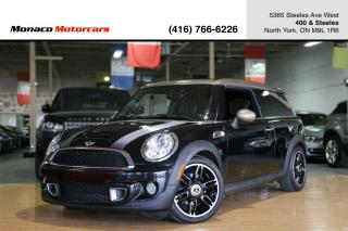 Used 2013 MINI Cooper Clubman S CLUBMAN - BOND STREET|PANOROOF|HEATED SEATS for sale in North York, ON