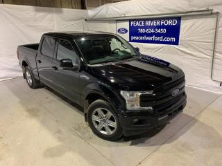 Used 2019 Ford F-150 Lariat for sale in Peace River, AB