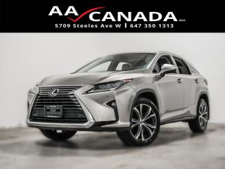 Used 2017 Lexus RX 350 RX350 |LUXURY| for sale in North York, ON