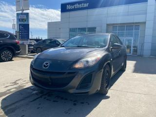 Used 2010 Mazda MAZDA3 GX AUTO/2SETSOFTIRES/AC/POWERGROUP/CRUISE for sale in Edmonton, AB