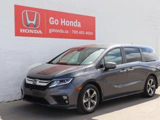 Used 2018 Honda Odyssey EX-RES, HEATED SEATS, SUNROOF, NO ACCIDENTS! for sale in Edmonton, AB