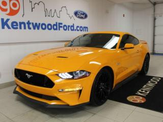 Used 2018 Ford Mustang GT Premium | 401a | NAV | Performance Pkg | Magne-Ride Damping for sale in Edmonton, AB