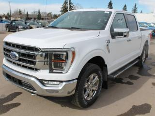 New 2021 Ford F-150 LARIAT | 502a | Chrome Pkg | 2.7l | NAV | Trailer Tow for sale in Edmonton, AB