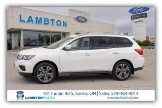 Used 2019 Nissan Pathfinder 4 Door SUV for sale in Sarnia, ON