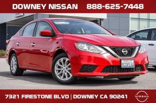 Used 2018 Nissan Sentra SV for sale in Moose Jaw, SK