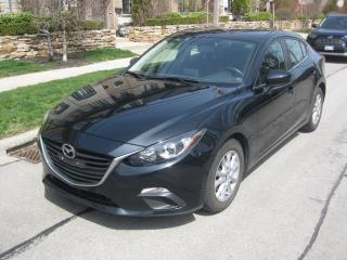 Used 2015 Mazda MAZDA3 LOW KMS, ONLY 55,000KMS, CERTIFIED, NO ACCIDENTS for sale in Toronto, ON