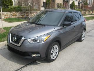 Used 2018 Nissan Kicks CERTIFIED, NO ACCIDENTS, LOW KMS, AUTOMATIC, WARRA for sale in Toronto, ON