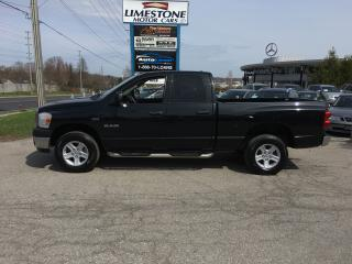 Used 2008 Dodge Ram 1500 ST for sale in Newmarket, ON
