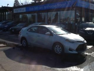 Used 2018 Toyota Corolla CE POWERGROUP, A/C, SUPER LOW MILEAGE!! WOW!! for sale in Richmond, ON