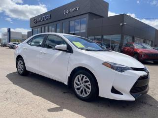 Used 2017 Toyota Corolla for sale in Charlottetown, PE