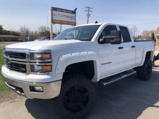 Used 2014 Chevrolet Silverado 1500 2LT Z71 5.3L with BackupCam, AutoStart, Bluetooth, Pwr Seat, Alloy Wheels, Integrated Trailer Brake, Dua for sale in Kemptville, ON