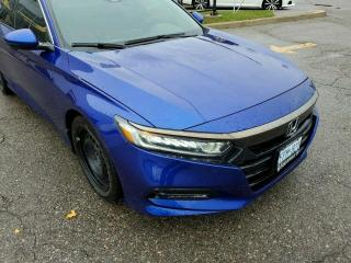 Used 2019 Honda Accord Sport 1.5T NO ACCIDENTS | ONE OWNER | TINTED WINDOWS | WINTER TIRES for sale in Toronto, ON