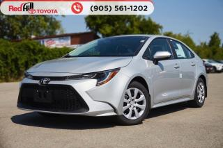 New 2021 Toyota Corolla LE for sale in Hamilton, ON