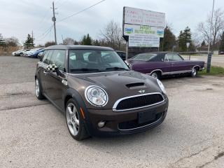 Used 2009 MINI Cooper Clubman S for sale in Komoka, ON