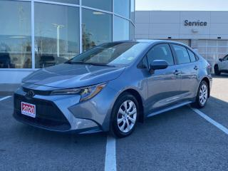 Used 2020 Toyota Corolla LE-HEATED SEATS+BLIND SPOT+MORE! for sale in Cobourg, ON
