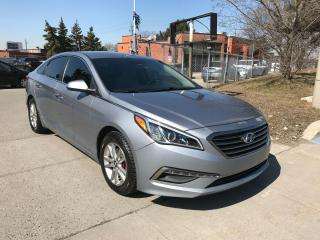 Used 2015 Hyundai Sonata SE,PARK ASSIST,CAM,P/START,BLIND ASS,SAFETY for sale in Toronto, ON
