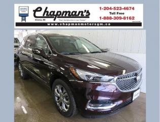 New 2021 Buick Enclave Avenir Remote Start, HD Surround Vision, Heated & Ventilated Front Seats for sale in Killarney, MB