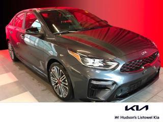 New 2021 Kia Forte GT for sale in Listowel, ON