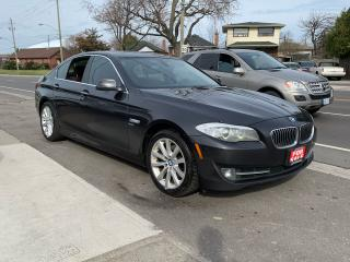 Used 2012 BMW 5 Series 528i xDrive for sale in Scarborough, ON