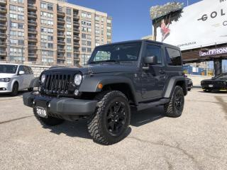 Used 2018 Jeep Wrangler JK Sport for sale in North York, ON