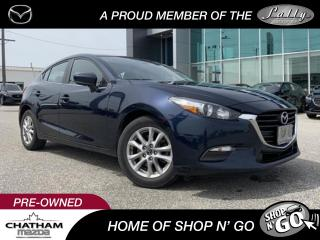 Used 2018 Mazda MAZDA3 GS for sale in Chatham, ON
