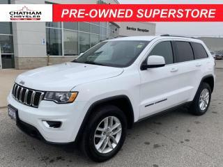 Used 2018 Jeep Grand Cherokee LAREDO 4x4 for sale in Chatham, ON