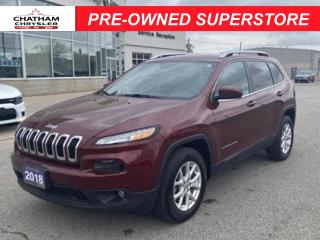 Used 2018 Jeep Cherokee North for sale in Chatham, ON
